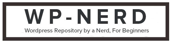 wp nerd Logo