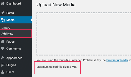 """Fix """"The Link You Followed Has Expired"""" Error in WordPress"""
