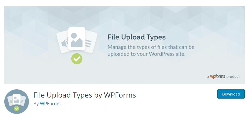 File Upload Types